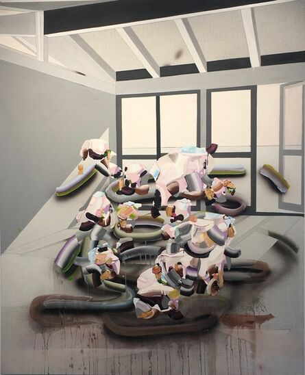 Carlos Beltran Arechiga, 'Digital Landscape III', 2017