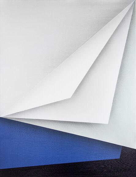 Ira Svobodová, 'Papercut 33', 2015