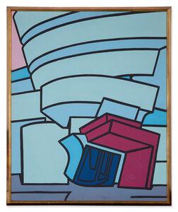 Valerio Adami, 'The Guggenheim', 1968