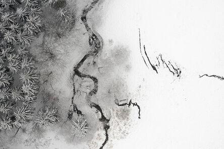 Kacper Kowalski, 'OVER #27', 2016