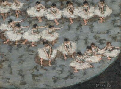 Pierre Bonnard, 'Dancers', 1896
