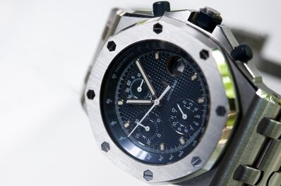 Audemars Piguet, 'Rare, early D series 1st reference AP OffShore 25721ST ', ca 1993