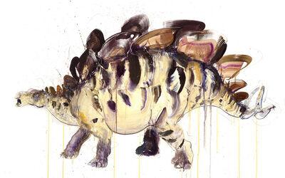 Dave White, 'Stegosaurus', 2020