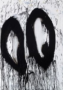 Joyce Pensato, 'Eyes Wide Open', 2016