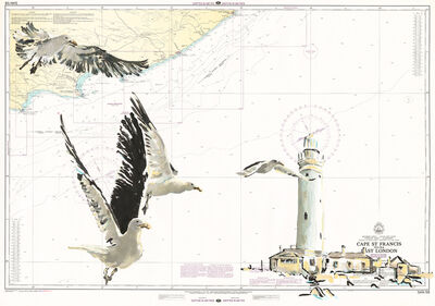 Lisette Bambine Forsyth, 'cape st francis lighthouse', 2020