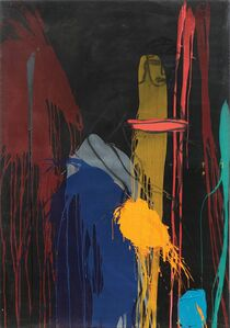 Bruce McLean, 'Coconut Butter Rub', 1987