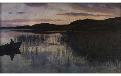Kitty Kielland, 'Stokkavannet', 1890