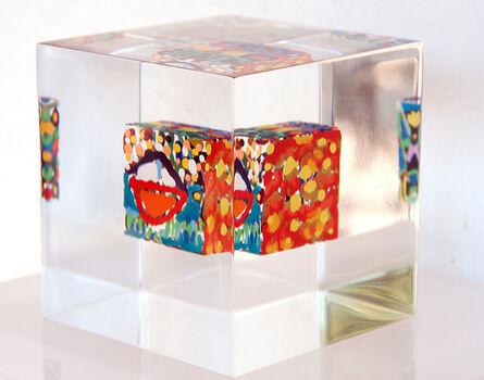 Susi Kramer, 'Cube in Cube-Würfel in Würfel (W201202)', 2020