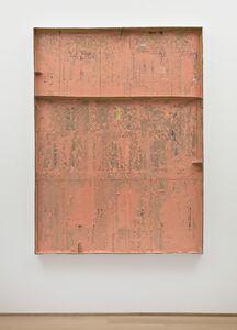 Carlos Bunga, 'Construcción pictórica #24w', 2017