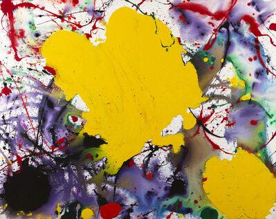 Sam Francis, 'SFP1989-60', 1989