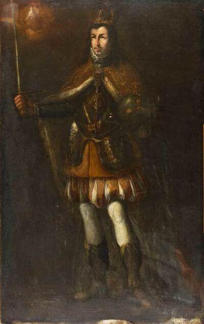 Juan de Valdés Leal, 'San Luis Rey', Century XVII