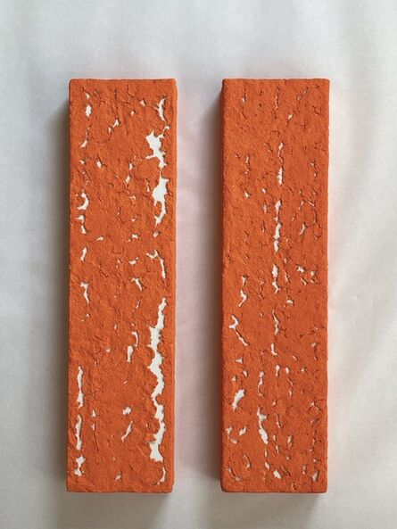 Esther Rosa, 'Beginning now (Diptych)', 2021