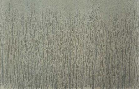 Richard Long, 'River Avon Mud Drawing', 1989
