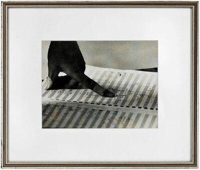 """Ernst Haas, 'Vintage Magnum Silver gelatin photograph """"George Balanchine"""" for LOOK Magazine', 1960-1969"""