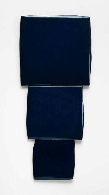 Mary Heilmann, 'Descending Squares (No.4)', 2018