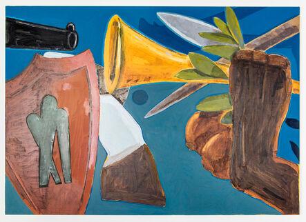 Enrico Riley, 'Untitled-Resistance', 2017