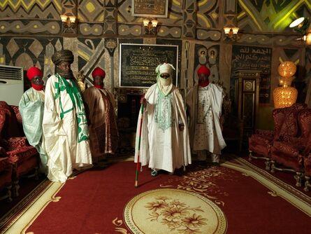 George Osodi, 'HRM The Emir of Kano Alhaji Ado Bayero (2012) Fuji Crystal Archive ', 2012
