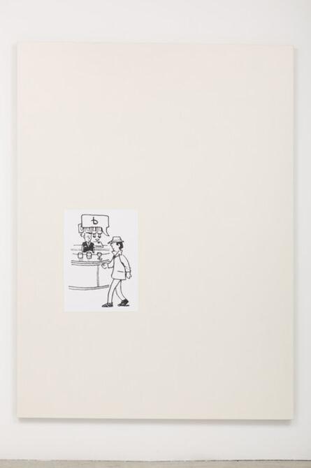 Oliver Osborne, 'Untitled (bar)', 2014