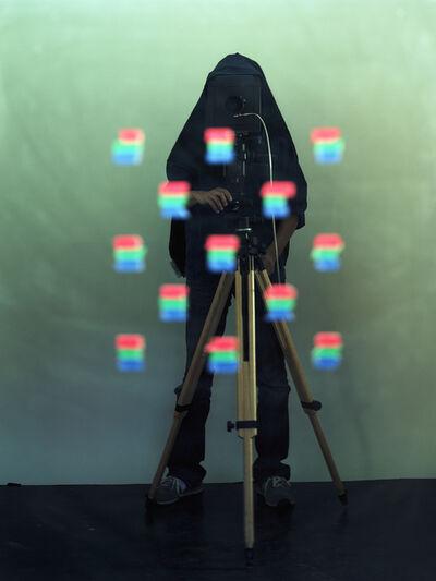Akihiko Miyoshi, 'Abstract Photograph (093011c)', 2011
