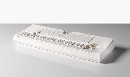 Daniel Arsham, 'Future Relic 09 Keyboard White', 2018