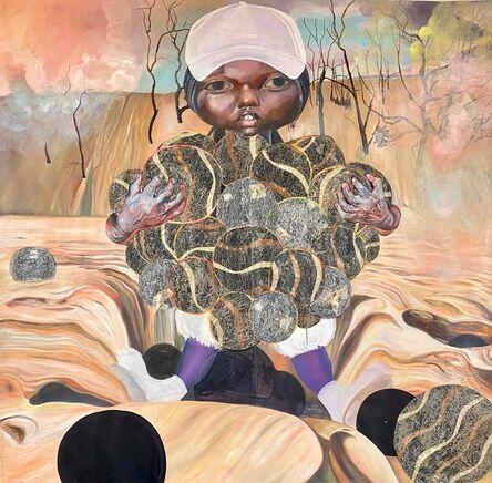 Ndidi Emefiele, 'Greedy obsessor', 2021