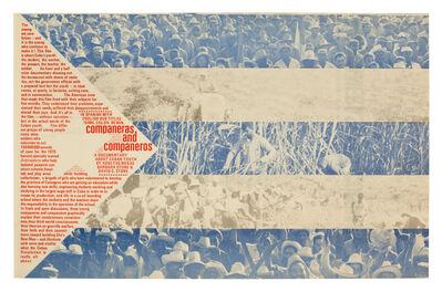 George Maciunas, 'Companeras and Companeros', 1970