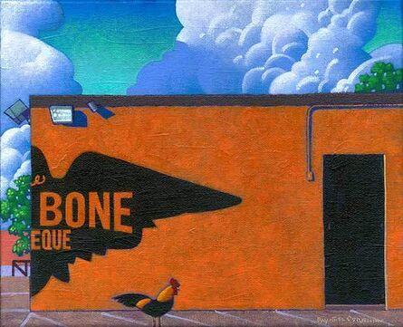 Ray-Mel Cornelius, 'Barbeque Place', 2015