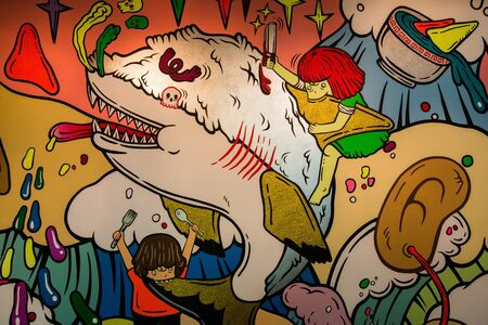 Yuree Kensaku, 'The Finale Fin of Shark's Fins From the series 'Apex Predator'', 2016