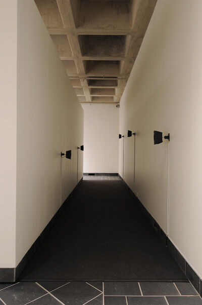 Carmen Papalia, 'Blind Field Shuttle: Portland, June 16 & 17', 2012