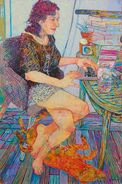 Hope Gangloff, 'Starlee Kine - Writer's Kitchen', 2016