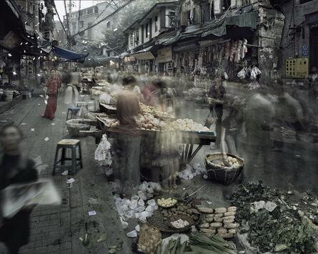 Qin Wen, 'Old City - Jiao Hua Zi Street 故城系列之叫花子街', 2011