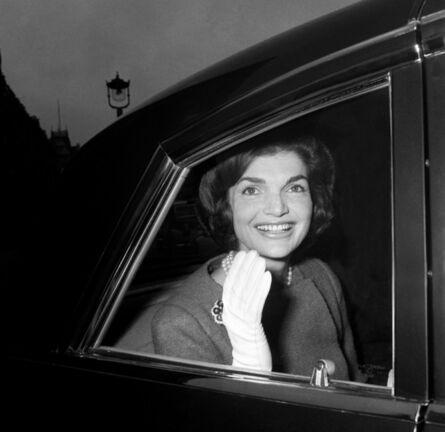 Harry Benson, 'Jackie Kennedy, London', 1962