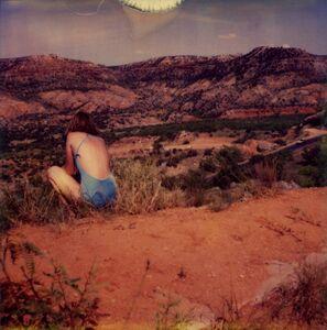 Simone Kappeler, 'Painted Desert, 7.7.1981', 1981