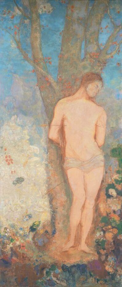 Odilon Redon, 'Saint Sebastian', 1910/1912