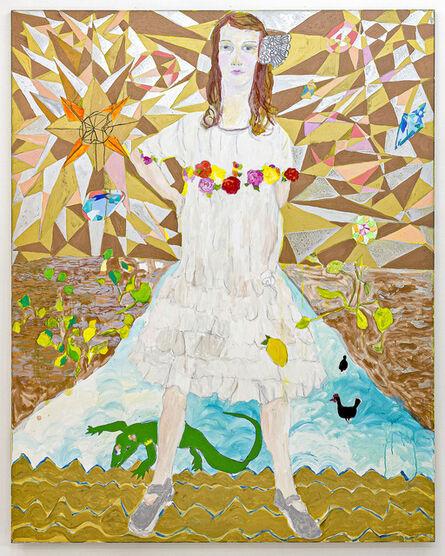 Diana Aisenberg, 'Señorita 4 cielos', 2009