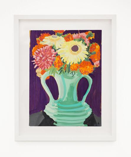 Judith Linhares, 'September Bouquet', 2016