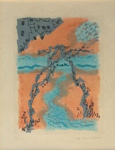 André Masson, 'LES EROPHAGES X', 1962