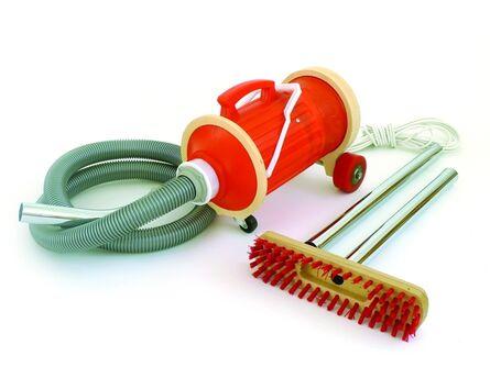Jesse Howard, 'Transparent Tool: Improvised Vacuum with Tube and Brush', 2012