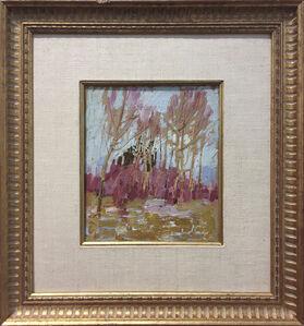 Leon Gaspard, 'Russian Landscape', ca. early 1900s