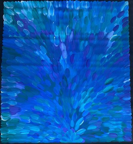 Gloria Petyarre, 'Mulga Leaves', 2015