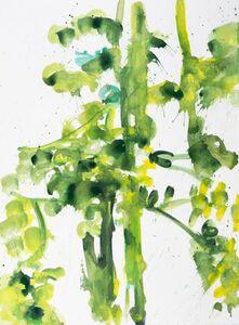 Lisa Petker Mintz, 'Tangled Vine Green', 2020