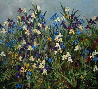 John Alexander, 'Untitled Iris ', 2020