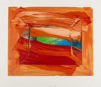 Howard Hodgkin, 'The Sky's the Limit (Not in Heenk)', 2003