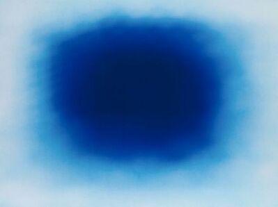 Anish Kapoor, 'Breathing Blue', 2020