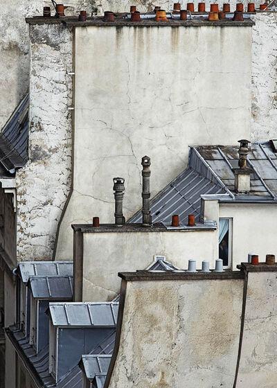 Michael Wolf (b. 1954), 'Paris Rooftops 5', 2014