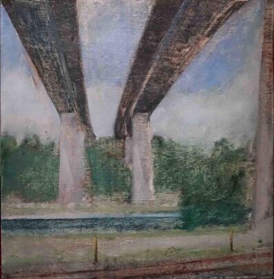 Jean-Baptiste Marot, 'Pont Kiel', 2017