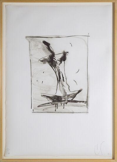 Claes Oldenburg, 'Apple Core', 1991
