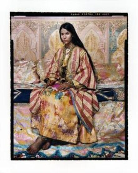 Lalla Essaydi, 'Harem Revisited #38', 2012