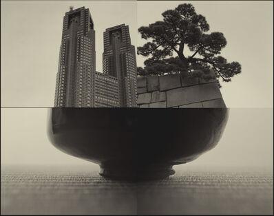 Keiichi Ito, 'Edo Castle (C1005)', 2017