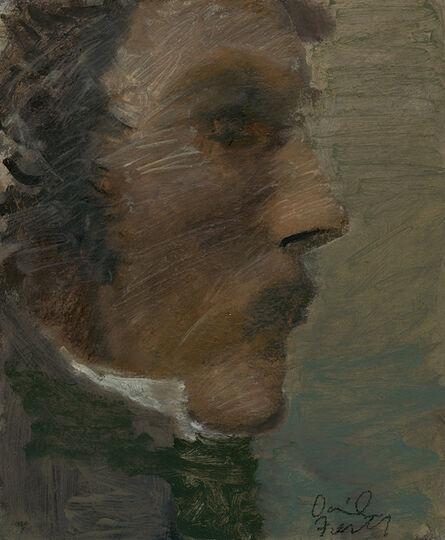 David Fertig, 'Delacroix', 2014